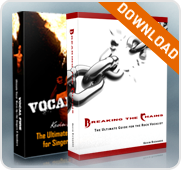 Breaking the Chains & Vocal Fire Combo - DOWNLOAD Version
